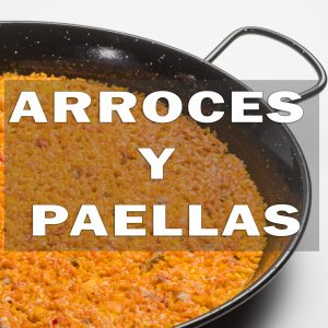 ARROCES y PAELLAS